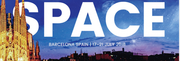 IEEE Young Professionals in Space, Barcelona. Good time for All