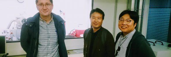 Dr. Taikjin Lee returned to Korea