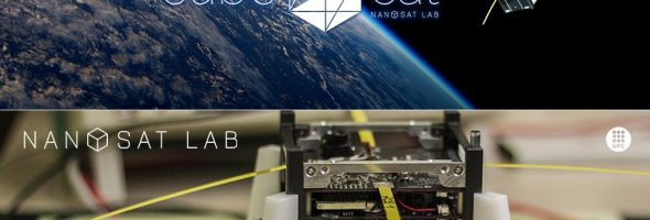 CommSensLab / NanoSat Lab Inauguration Media Day !